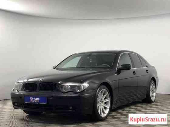 BMW 7 серия 4.4AT, 2001, 412000км Яблоновский