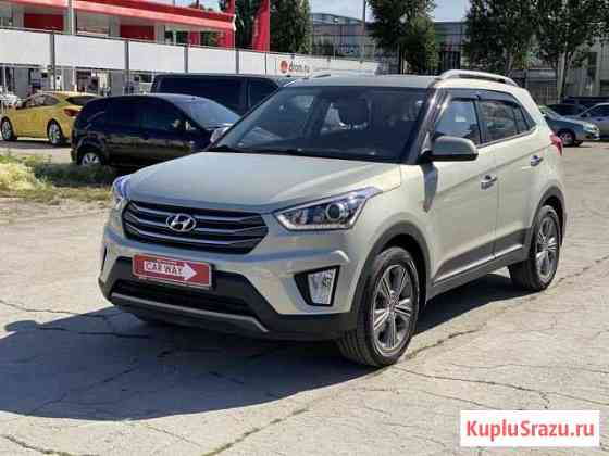 Hyundai Creta 2.0 AT, 2019, 8 300 км Самара