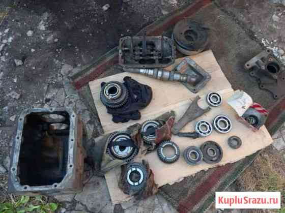 МКПП в разборе 4D32 Mitsubishi Canter Шарыпово