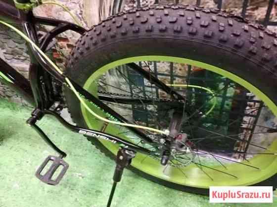 Велосипед фетбайк Катайск
