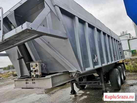 Полуприцеп самосвал General trailers TF34CZ1LC1R Буревестник
