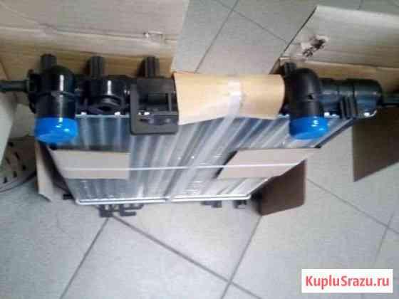 Новый радиатор Fiat Palio, Siena Пенза