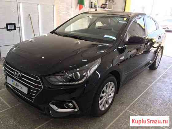 Hyundai Solaris 1.6 AT, 2018, 35 000 км Нестеровская