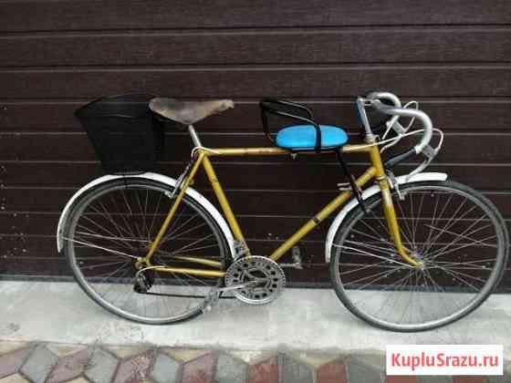Велосипед хвз Верхняя Хава