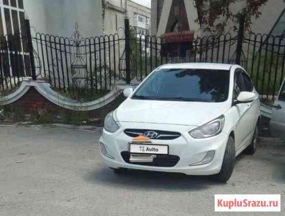 Hyundai Solaris 1.6МТ, 2011, 335000км Черкесск