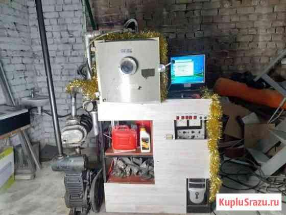 Вакуумная установка металлизации (напыления) Калуга