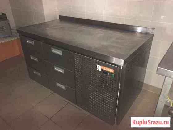 Стол охлаждаемый GN 33TN Пенза