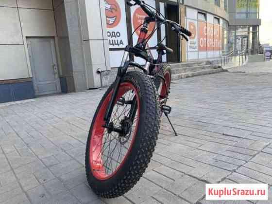 Велосипед с большими Колёсами Бийск