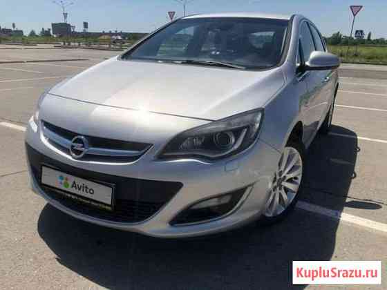 Opel Astra 1.4AT, 2012, 123800км Ростов-на-Дону