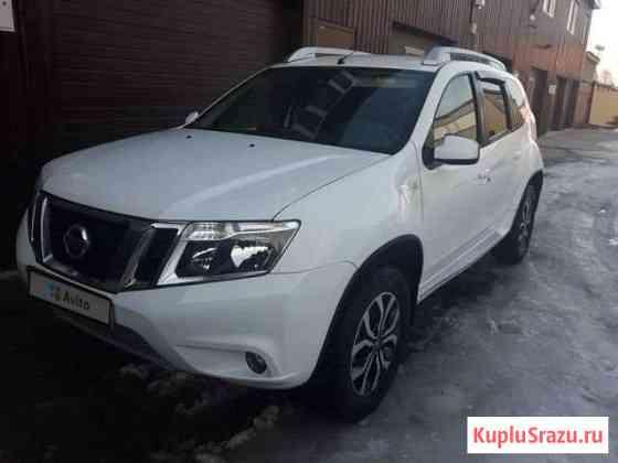 Nissan Terrano 2.0МТ, 2017, 47000км Муравленко