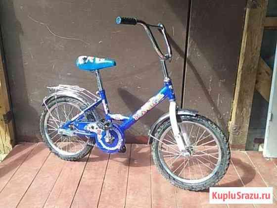 Велосипед Мультяшка для 2,5 - 6 лет Лысьва