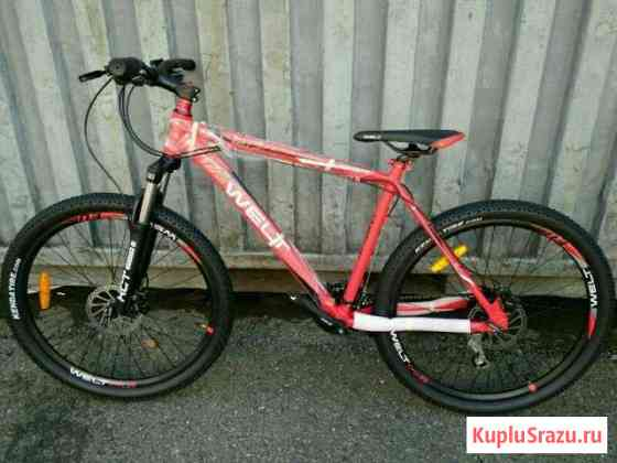 Велосипед горный Welt Rockfall (Австрия) Чебоксары