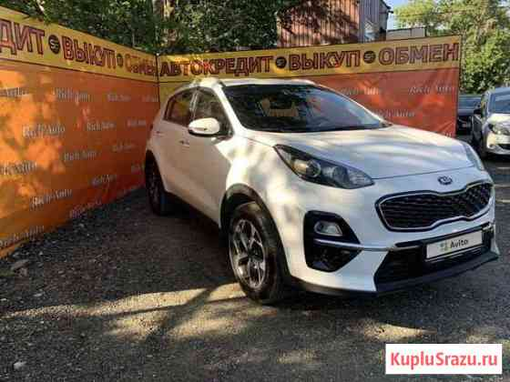 KIA Sportage 2.0 AT, 2019, 15 700 км Самара