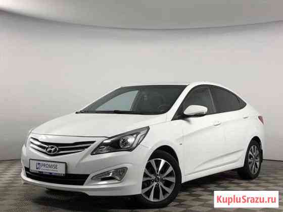 Hyundai Solaris 1.6AT, 2015, 38158км Яблоновский
