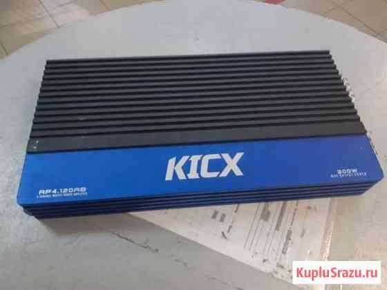 4-ех Канальный автомобильный усилитель Kicx AP 4.1 Владимир
