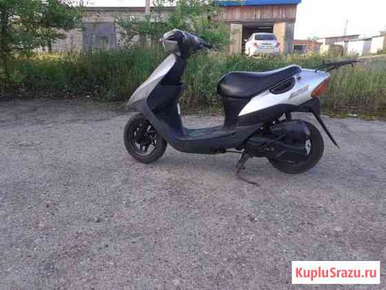 Suzuki Lets2 Екатеринославка