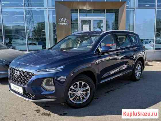 Hyundai Santa Fe 2.2 AT, 2020 Владимир