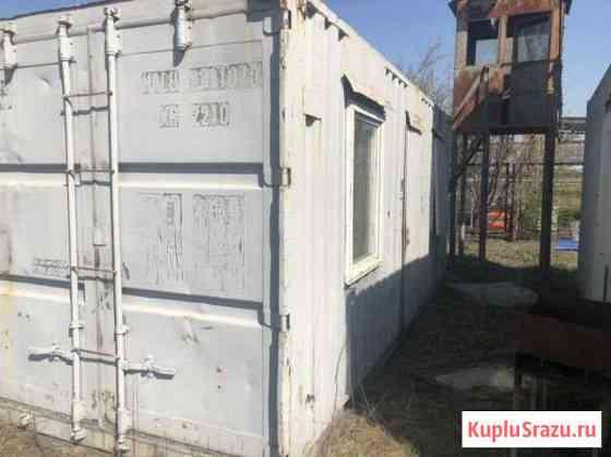 Вагон бытовка Ростов-на-Дону