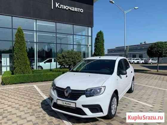 Renault Logan 1.6МТ, 2020 Краснодар