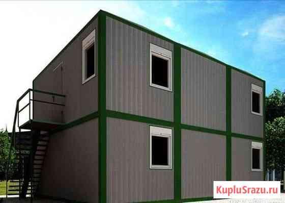 Модульное здание Березники