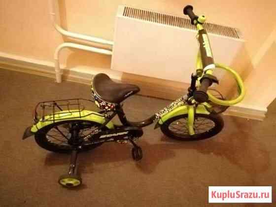 Велосипед 4х колёсный Новокузнецк