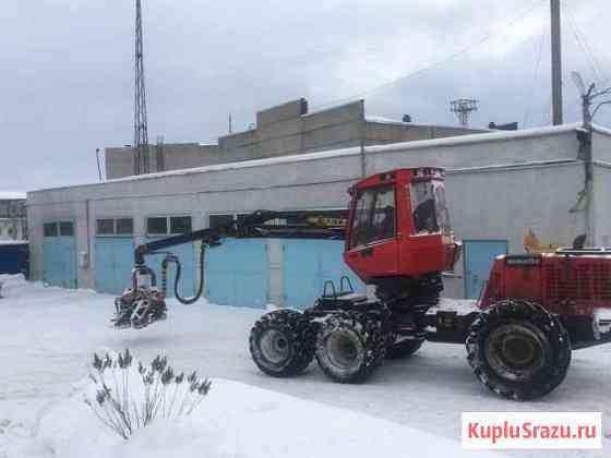 Харвестер Komatsu 931.1 Екатеринбург