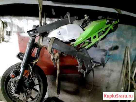 Мотоцикл Камышин