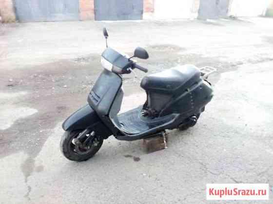 Скутер мопед Honda Lead 90 кубов Красноярск
