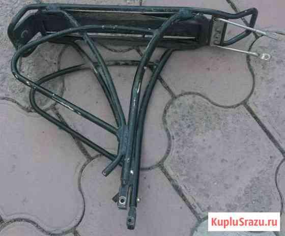 Легкий алюминиевый багажник Кемерово