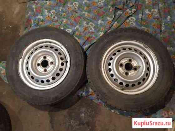 Два колеса на 14 Селенгинск