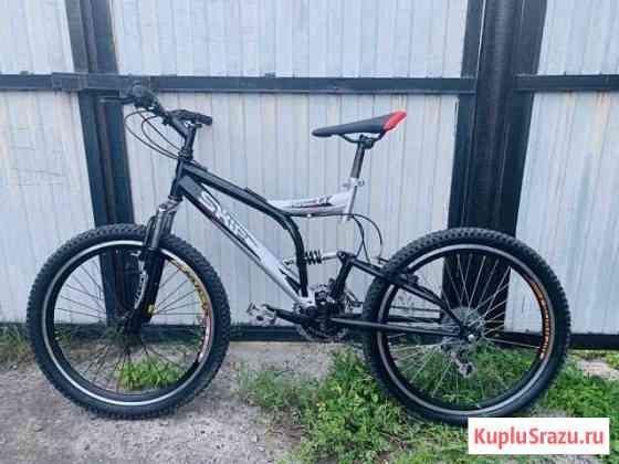 Велосипед горный двухподвес Mountain Bike Минусинск