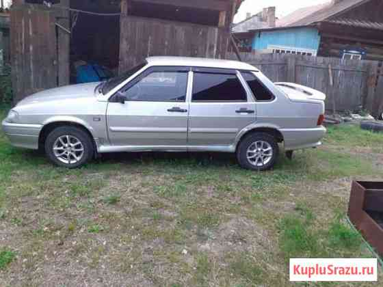 ВАЗ 2115 Samara 1.6МТ, 2009, 178000км Канск