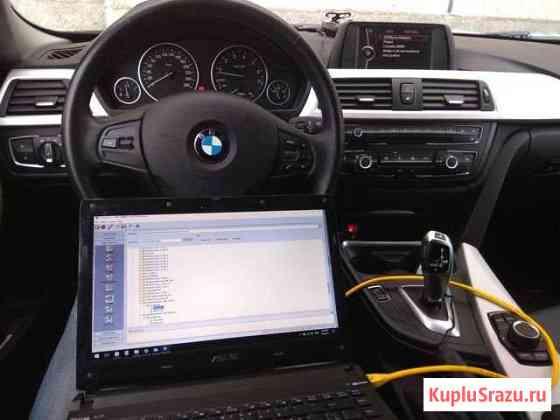 Кодирование, обновление эбу BMW/mini F,G серии Саров