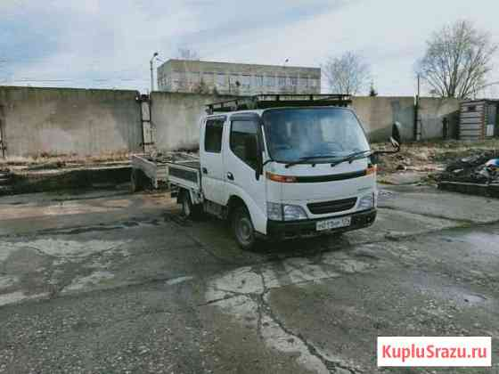 Toyota dyna,toyoace,dutro Чебоксары