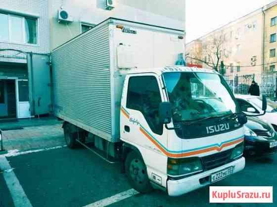 Грузовые перевозки, переезды, грузчики Хабаровск