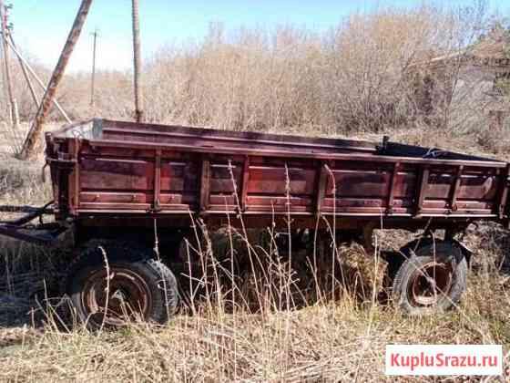 Телега тракторная 2птс-4 Челябинск