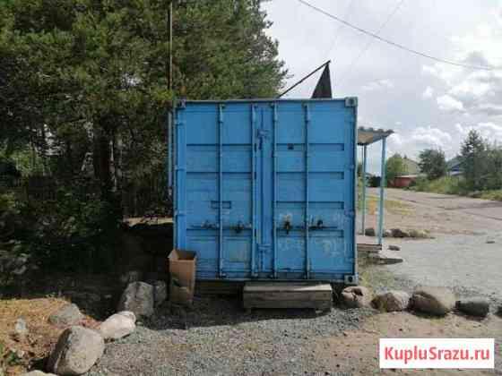 Продам контейнер Сегежа