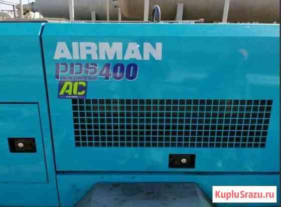 Компрессор airman PDS 400 SC-W Казань