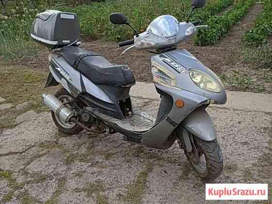 Скутер MD V6 японский Романовская