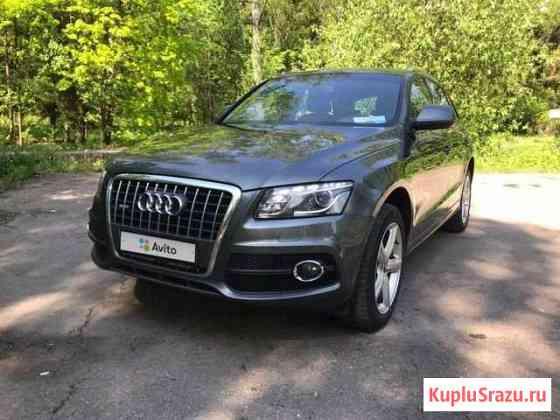 Audi Q5 2.0AMT, 2010, 185000км Москва
