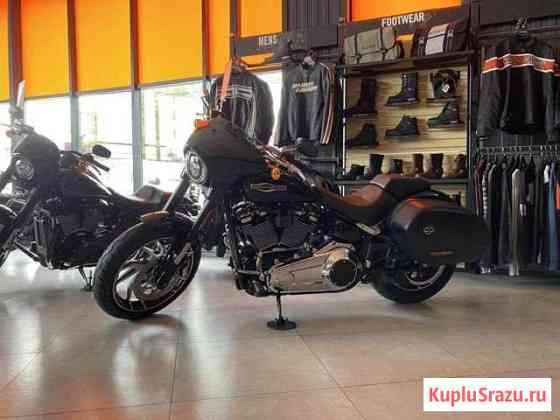 Harley-Davidson Sport Glide Грозный