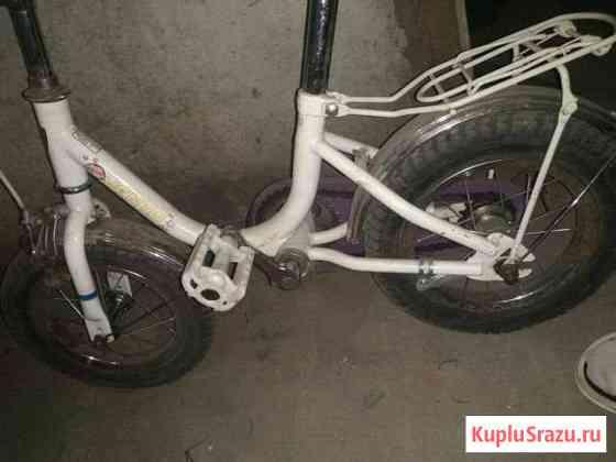 Велосипед для маленьких детей Советск