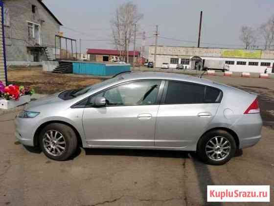Honda Insight 1.3 CVT, 2009, 201 000 км Смидович