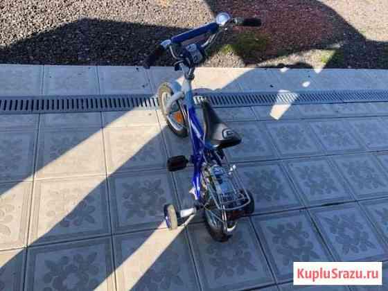 Детский велосипед Новопетровское