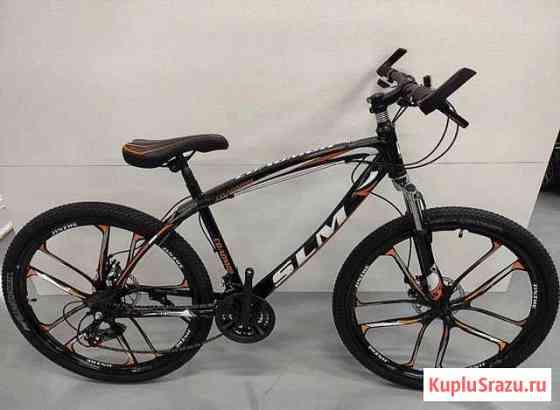 Велосипед Solomon на литых дисках Краснодар