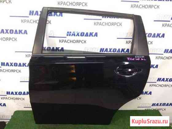 Дверь задняя левая Toyota Wish ZGE20G 2ZR-FAE Красноярск