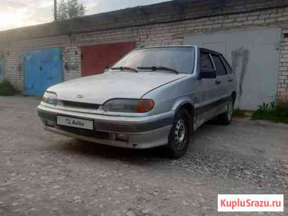 ВАЗ 2114 Samara 1.5МТ, 2004, 250000км Кольчугино