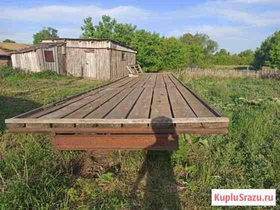 Платформа для перевозки пчёл Курманаевка