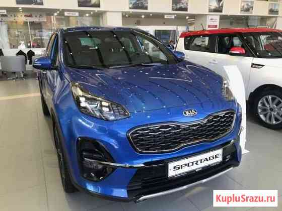 KIA Sportage 2.0 AT, 2020 Москва