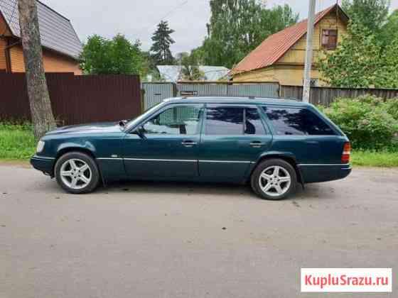 Mercedes-Benz E-класс 2.2AT, 1996, 370000км Одинцово